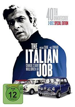 The Italian Job - Charlie staubt Millionen ab DVD