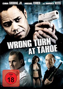 Wrong Turn at Tahoe DVD