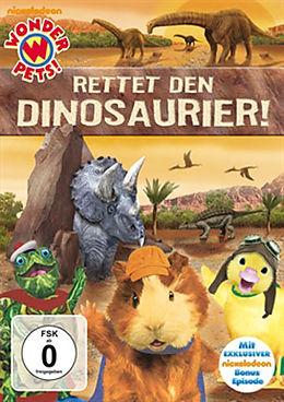 Wonder Pets - Rettet den Dinosaurier! DVD