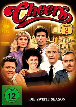 Cheers - Season 2 / Amaray DVD