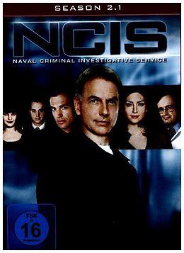 NCIS - Navy CIS - Season 2.1 / Amaray DVD
