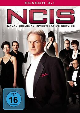 NCIS - Navy CIS - Season 3.1 / Amaray DVD