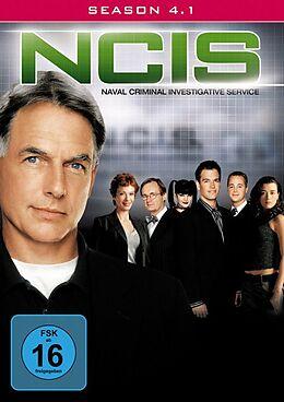 NCIS - Navy CIS - Season 4.1 / Amaray DVD