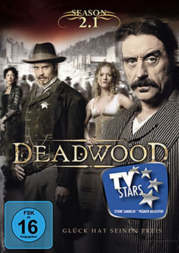 Deadwood - Season 2 / Vol. 1 / TV-Stars DVD