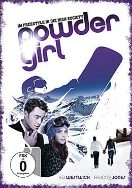 Powder Girl DVD