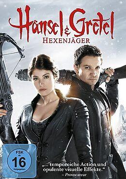 Hänsel & Gretel: Hexenjäger DVD