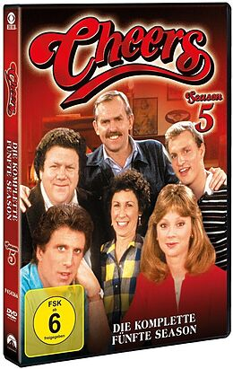 Cheers - Season 5 / Amaray DVD