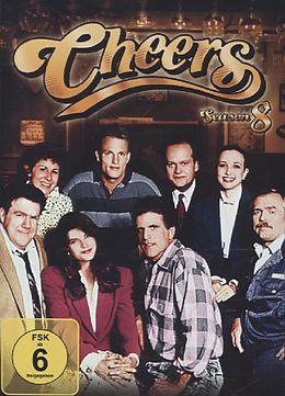 Cheers - Season 8 / Amaray DVD