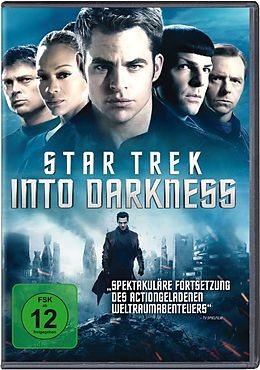 Star Trek - Into Darkness DVD