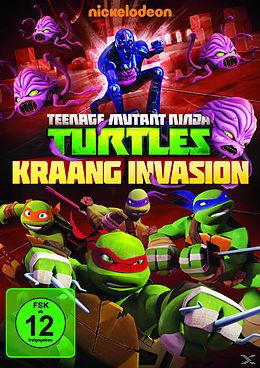 Teenage Mutant Ninja Turtles - Kraang Invasion DVD