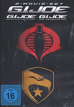 G.I. Joe - Geheimauftrag Cobra & Die Abrechnung DVD