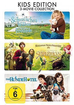 Kids Edition DVD