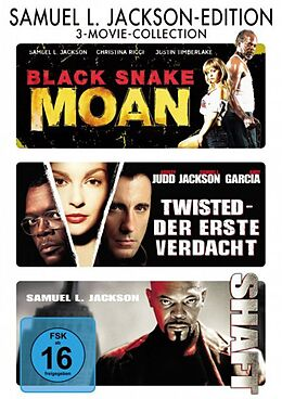 Samuel L. Jackson DVD