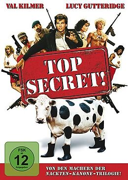 Top Secret! DVD