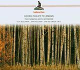 Trio Sonatas With Recorder(Telemann,Georg Philipp)