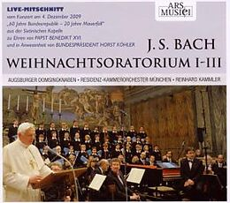 Bach : Weihnachts-oratorium Bwv248 / Wei