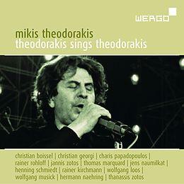 Mikis Theodorakis CD Theodorakis Singt Theodorakis
