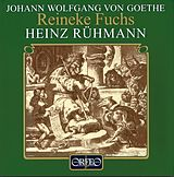 Reineke Fuchs-Tierfabel In Zwölf Gesängen (Vinyl)