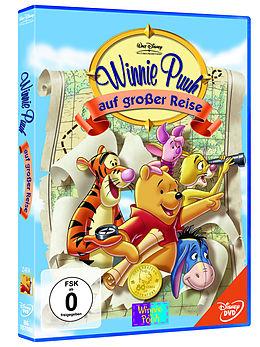 Winnie Puuh - Auf grosser Reise DVD