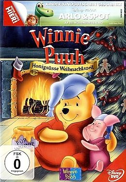 Winnie Puuh - Honigsüsse Weihnachtszeit DVD