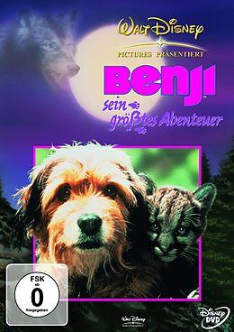 Benji - Sein größtes Abenteuer DVD