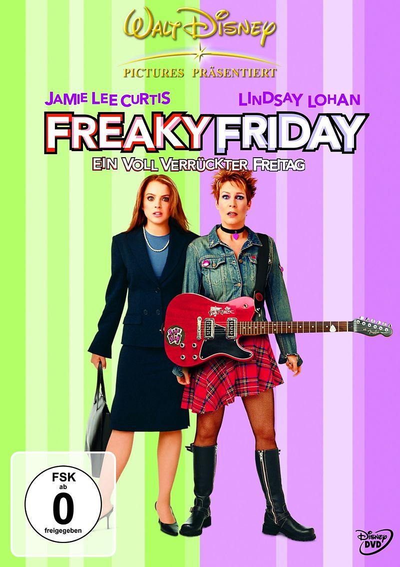 Freaky Friday Ein Voll Verrückter Freitag Dvd Online Kaufen