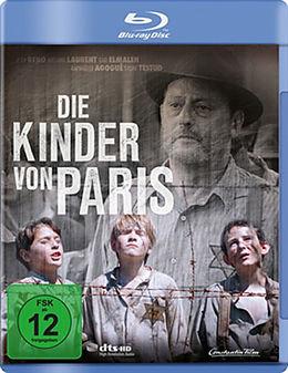 Die Kinder von Paris - BR Blu-ray