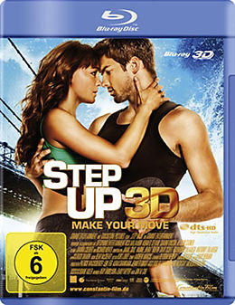 Step Up 3D - Make Your Move Blu-ray 3D