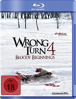 Wrong Turn 4 - Bloody Beginnings - BR Blu-ray
