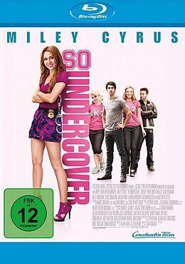 So Undercover - BR Blu-ray