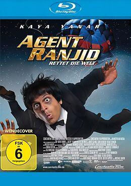Agent Ranjid rettet die Welt - BR Blu-ray