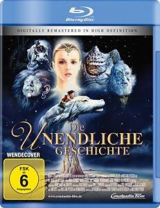 Die Unendliche Geschichte - BR Blu-ray