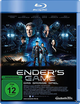 Ender's Game - BR Blu-ray