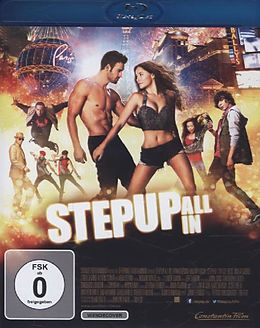Step Up - All in - BR Blu-ray