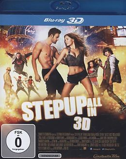 Step Up: All In Blu-ray 3D