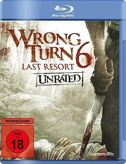 Wrong Turn 6 - Last Resort - Ungeschnitte Version Blu-ray