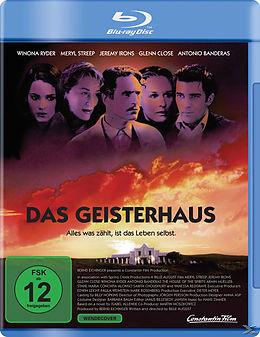 Das Geisterhaus - BR Blu-ray
