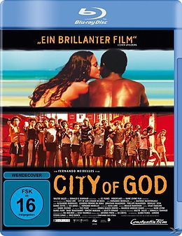 City of God - BR Blu-ray