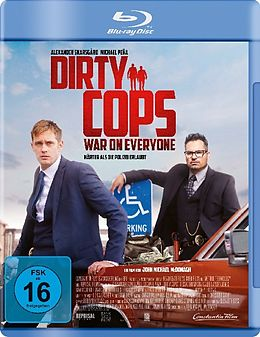 Dirty Cops - War on Everyone Blu-ray