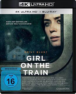 Girl on the Train Blu-ray UHD 4K + Blu-ray