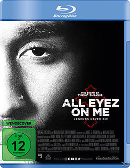 All Eyez On Me - BR Blu-ray