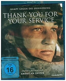 Thank You for You Service Blu-ray