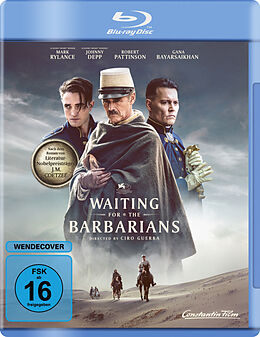 Waiting for the Barbarians - BR Blu-ray