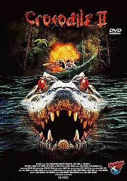Crocodile II DVD