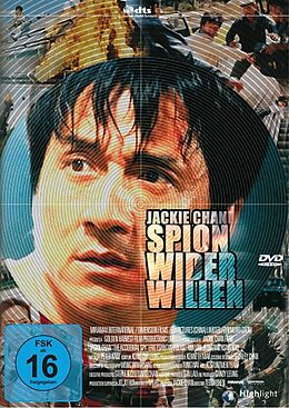 Jackie Chan Spion Wider Willen