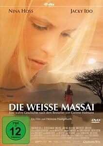 Die weisse Massai DVD