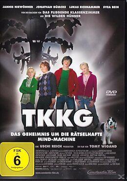 TKKG und die rätselhafte Mind-Machine DVD