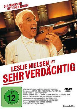 Leslie Nielsen ist sehr verdächtig DVD