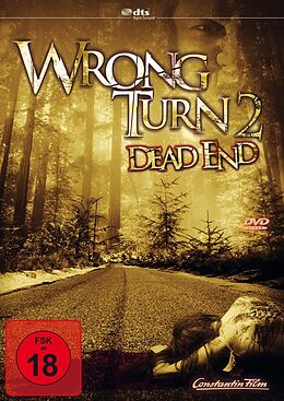 Wrong Turn 2 - Dead End DVD