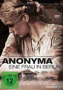 Anonyma - Eine Frau in Berlin DVD